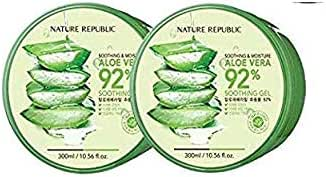 Aloe Soothing Gel (2 Pack)