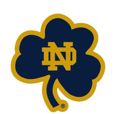 Notre Dame Fighting Irish Shamrock 4