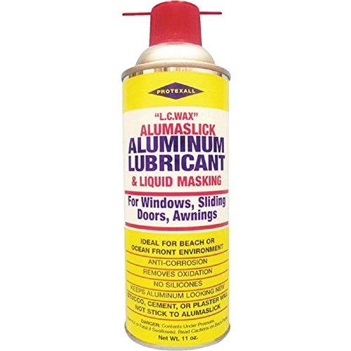 PROTEXALL PRODUCTS 11 Ounce L Wax Alum Slick Lubricant, 11 oz