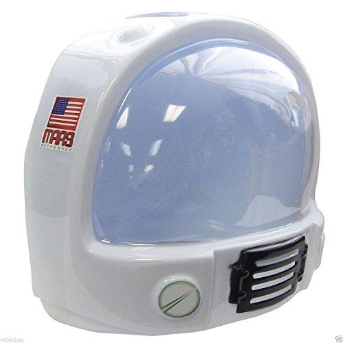 04beac94b3c Jacobson Hat Company Adult Toy Space Helmet NASA Astronaut Hat ...