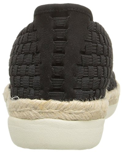black Spirit Black Toile Easy Fabric Espadrille Oakes xRUqUf7