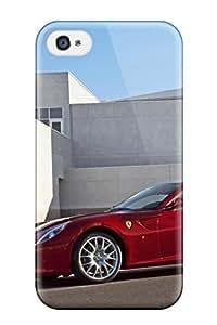 Iphone 6 4.7 Ferrari 599 Gtb Wallpaper Print High Quality Tpu Gel Frame Case Cover