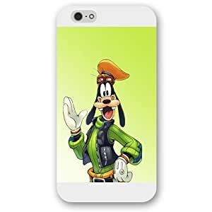 Customized White Frosted Disney A Goofy Movie Case For Samsung Galaxy S3 i9300 Cover , Only fit iPhone 6 ""