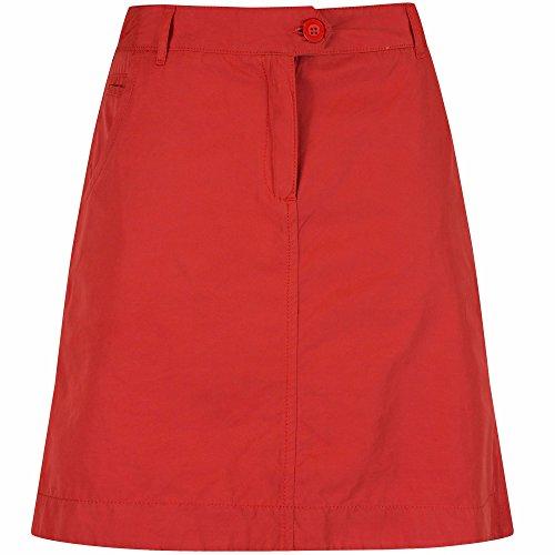 Fundido Mezcla Algodón Eu Para rojo De Mujer Sophilia Modelo Regatta Falda 48 OfpxqO7