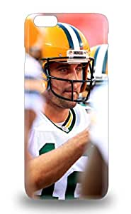 Protective Tpu Case With Fashion Design For Iphone 6 Plus NFL Green Bay Packers Aaron Rodgers #12 ( Custom Picture iPhone 6, iPhone 6 PLUS, iPhone 5, iPhone 5S, iPhone 5C, iPhone 4, iPhone 4S,Galaxy S6,Galaxy S5,Galaxy S4,Galaxy S3,Note 3,iPad Mini-Mini 2,iPad Air ) 3D PC Soft Case