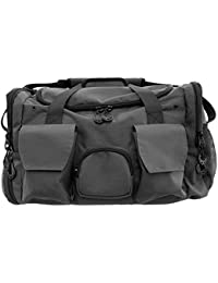 Large Gym Bag - Extremely Durable, Waterproof, Dual Shoe Compartment