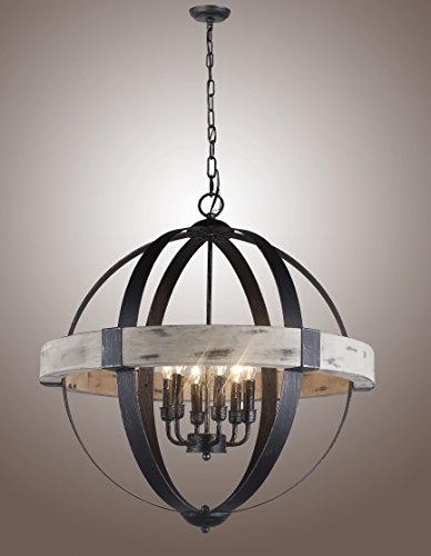 Aspen 6 Light Pendant - Decomust 26