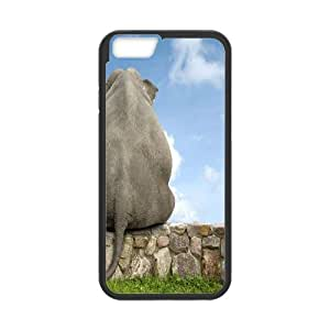 Originality Quetes Phone Case elephant For iPhone 6,6S 4.7 Inch LJ2S32919