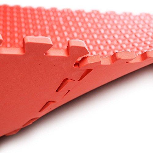 Kseven 48 Sq Ft Eva Foam Floor Mat Interlocking Show