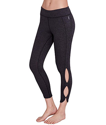 Free People Movement Infinity Leggings, Charcoal Black (Medium)