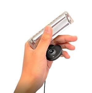 Suzuki HMH-100 armónica juego de micrófono de condensador