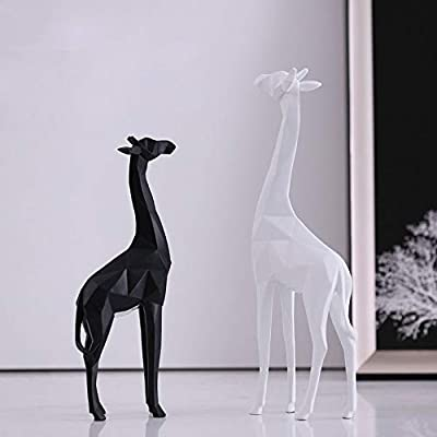 Home Decor - Origami Style Giraffe Decoration, Living Room