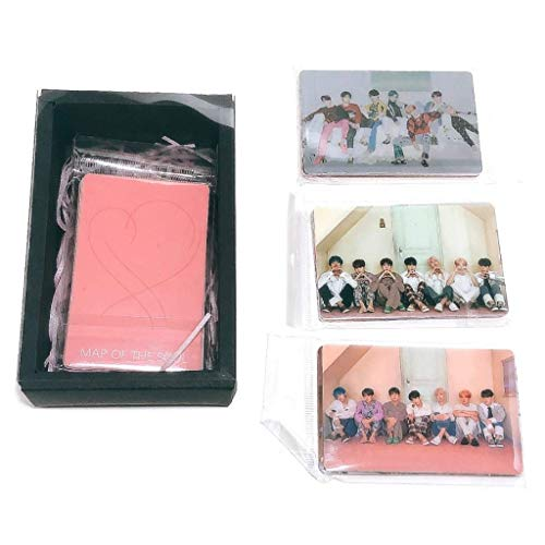 BTS Photocards 3 Sets in 1(total 30pcs) - Be a dad loved by your Army daughters. This set is unique in the world. (Best Rapper In The World 2019)