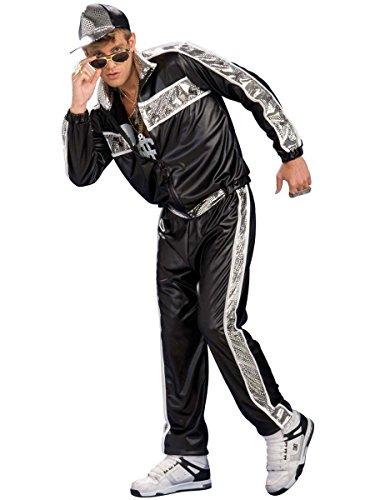 (Rap Idol Adult Costume - Standard )