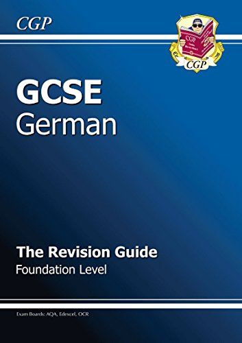 BEST! GCSE German Revision Guide - Foundation (A*-G Course) [K.I.N.D.L.E]