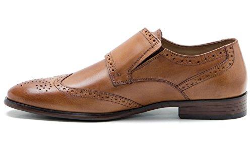 Red Tape Mens Overton Tan Formal Shoe