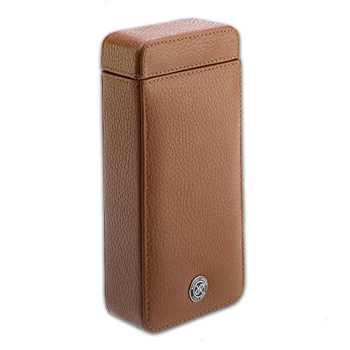gle Leather Watch Slip Case - Brown ()