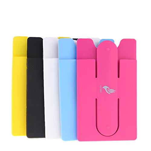 Silicone Adhesive Sticky Wallet Holder product image