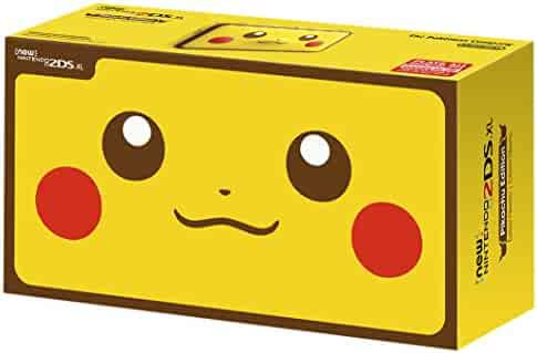 Nintendo New 2DS XL - Pikachu Edition [Discontinued]