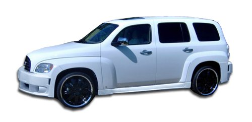 Duraflex Replacement for 2006-2011 Chevrolet HHR VIP Side Skirts Rocker Panels - 2 Piece