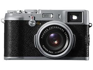 Amazon com : Fujifilm X100T 16 MP Digital Camera (Silver