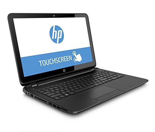 "HP 15-F222WM 15.6"" Touch Screen Laptop (Intel Quad Core Pentium N3540 Processor, 4GB Memory, 500GB Hard Drive, Windows 10)"