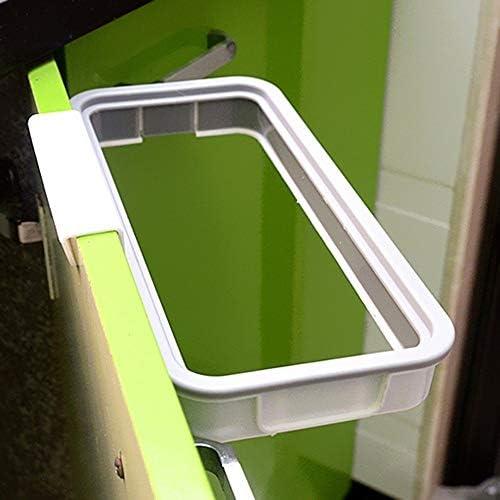 QKP 1 Stücke Hängenden Müllsack Halter Tür Küchenschrank Müll Veranstalter