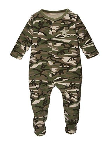 - Ganz Baby Camo Sleeper 0-6 Months