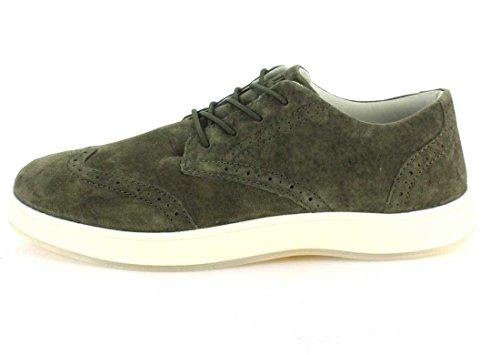 Aureus Mens Supra Sneaker Loden Green