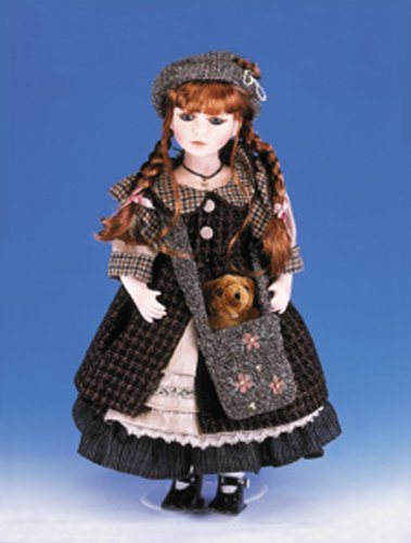 Legacy Fine Gifts & Judaica 292 Ellis Island Doll - Esther -