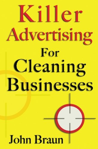 Killer Advertising For Cleaning Businesses: The Hitman's