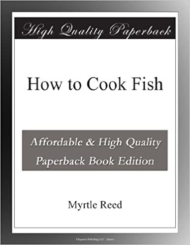 Book How to Cook Fish