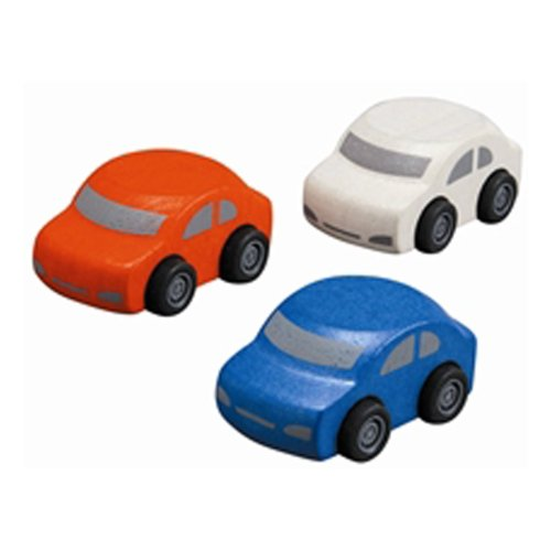 Plan Toys Family Cars  (Plan City Car)