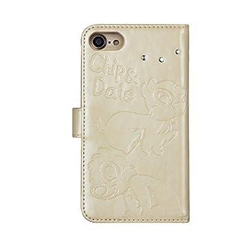 27ca5ce37b Amazon   iPhone8 iPhone7 iPhone6s/6 ストーン付き手帳型iPhoneケース ...