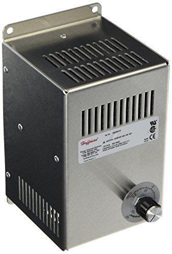 Hoffman DAH8001B Electric Heater, Aluminum, 800W, 115V, 50/60 - Electric Heater Hoffman