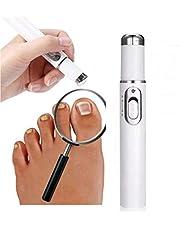 Antischimmelbehandelingsset voor thuis, teennagelbehandelingspen voor snel effect voor nagelschimmel, zoals onychomycose paronychia 1*Laser +2*Pen