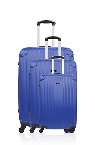 Anton Elle set di valigie, Navy Blue (blu) - BD-1889