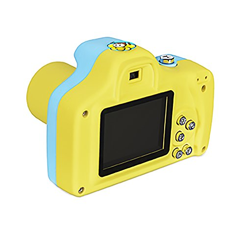 Kids Digital Camera PYRUS Mini Cameras DV 1.5 Inch Screen Children Camera Outdoor Camera for Child by PYRUS (Image #1)