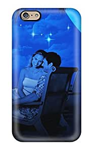 Tony Diy Awesome DiazAlvarez Defender case cover For Iphone 6- Lovely Couple In UETnSwiaXpQ Romance In Moon Light