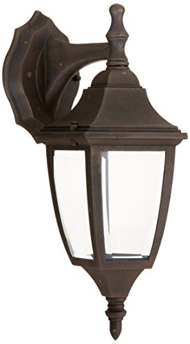 Designers Fountain 2461-AG Value Collection Wall Lanterns, Autumn Gold