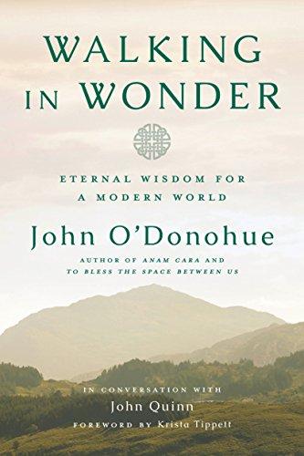 Walking in Wonder: Eternal Wisdom for a Modern World (John O Donohue For A New Beginning)
