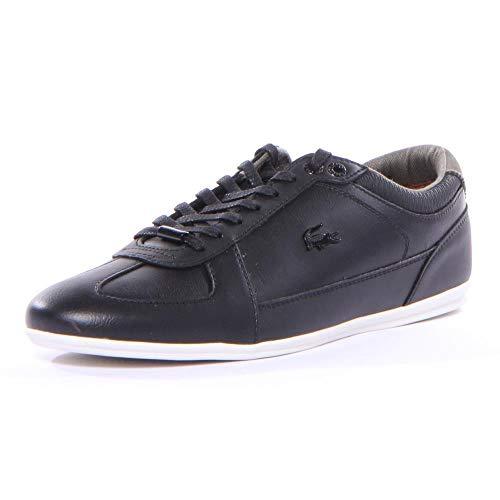 - Lacoste Men's Evara 318 2 Black/Off-White 10 M US M