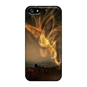 UxH32039Kjpu Cases Skin Protector For Iphone 5/5s Energy Tonado Backgrounds Desktop Jpg With Nice Appearance