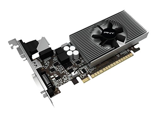 - PNY GeForce GT 730 2GB DDR3 Graphics Card (VCGGT7302D3LXPB)