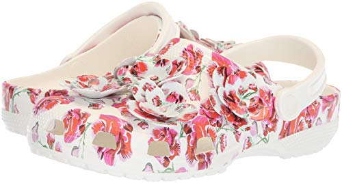 Pictures of Crocs Women's Classic Timeless Clash Roses Clog C13 4