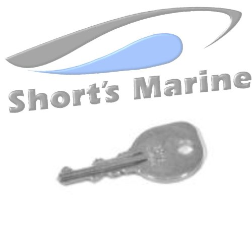 OEM Mercury Marine Outboard Replacement Ignition Key - Replacement 129