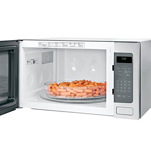 Microwave Oven Smallest In Us ~ Ge peb sfss profile cu ft stainless steel