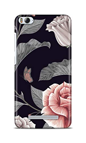 Shengshou Mobile Back Cover for Xiaomi Mi 4i Pattern ABC18M37264