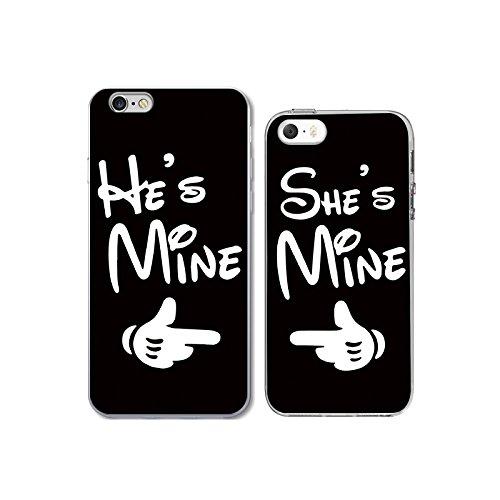 iPhone6+5 Couple Case for Best Friend or Lover-TTOTT Unique Fashion...