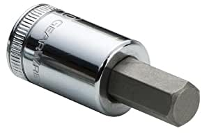 GearWrench 80657 1/2-Inch Drive Hex Bit Socket 3/4-Inch